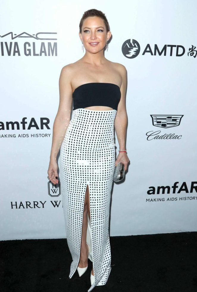 Kate Hudson - amfAR Gala Los Angeles 2017 in Beverly Hills