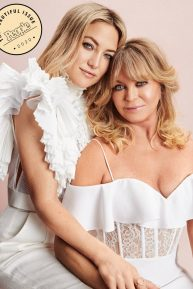 Kate Hudson and Goldie Hawn - PEOPLE Magazine - 'Most Beautiful' (May 2020)