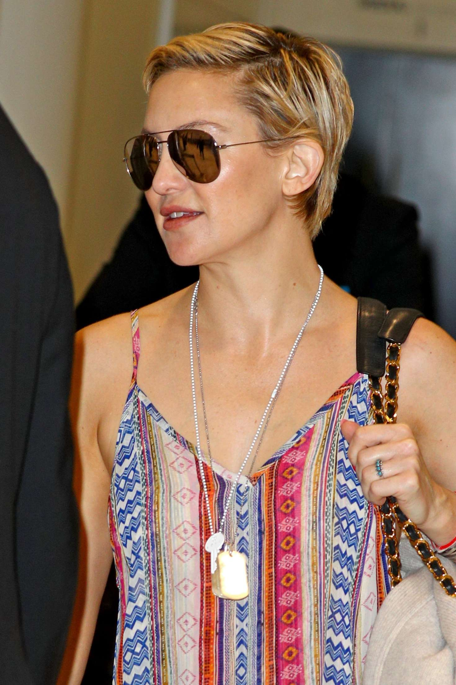Kate Hudson - Arriving at the Sydney Airport in Australia Jennifer Lawrence