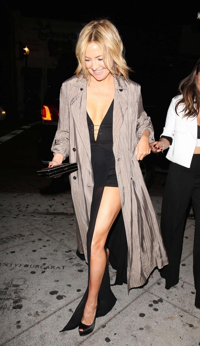 Kate Hudson at Lady Gaga's 30th Birthday Party in LA