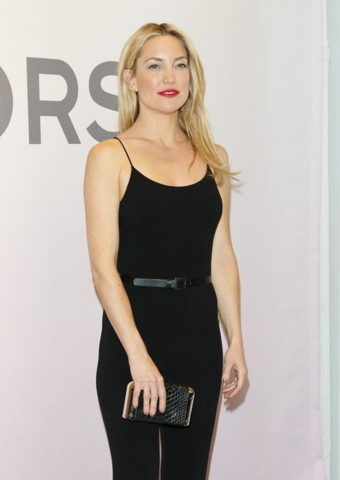Kate Hudson at Michael Kors Fashion Event in NYC