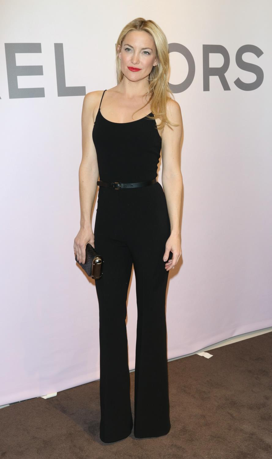 kate hudson at michael kors fashion event 2015 09 gotceleb. Black Bedroom Furniture Sets. Home Design Ideas