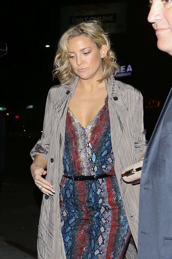 Kate Hudson at Nice Guy in Hollywood