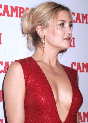 Kate Hudson - Campari Launch of the Bittersweet Campaign in NY