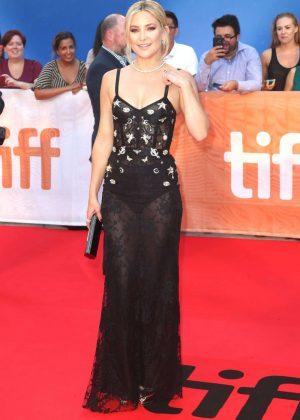 Kate Hudson – 'Deepwater Horizon' Premiere at 2016 Toronto ...  Kate Hudson