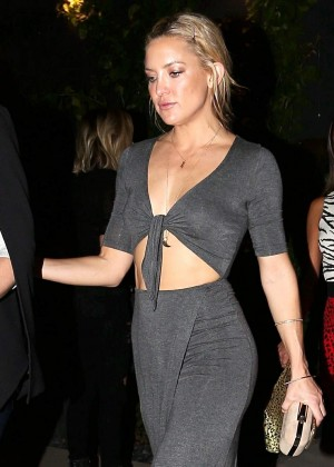 Kate Hudson - Dinner Party at The Sunset Tower in LA