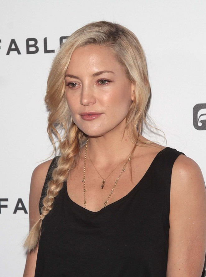 Kate Hudson: Fabletics Charity Event -06