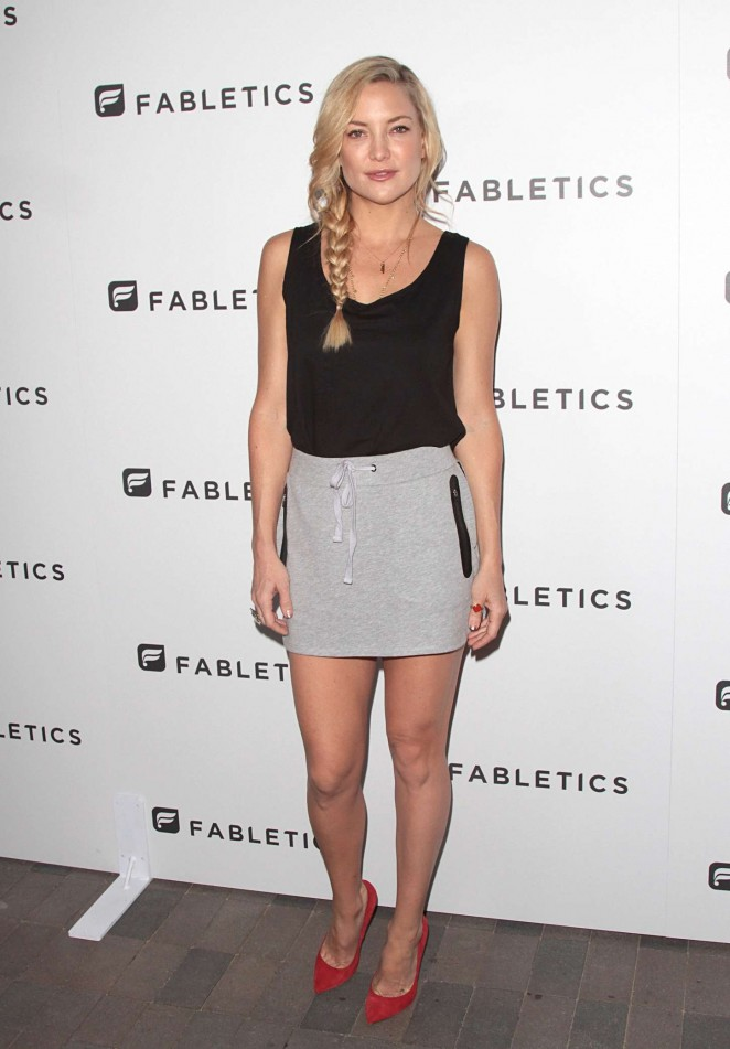 Kate Hudson: Fabletics Charity Event -09