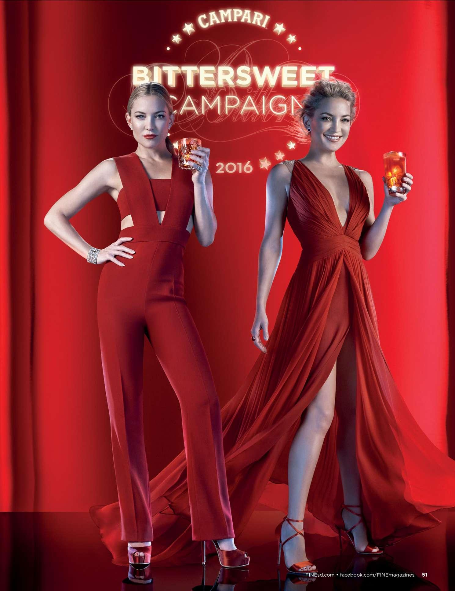 Kate Hudson - Fine Magazine (December 2015)