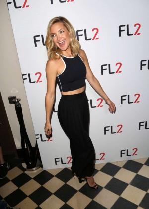 Kate Hudson: FL2 Mens Active Wear Collection Launch -09 ...
