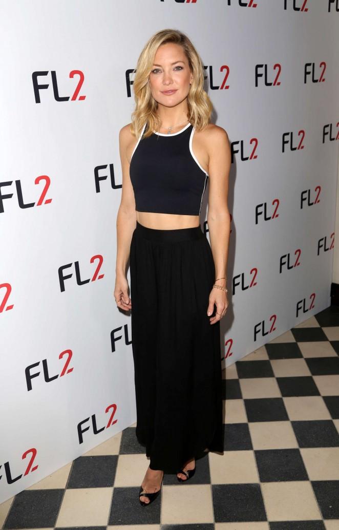Kate Hudson: FL2 Mens Active Wear Collection Launch -09 ... Kate Hudson Activewear