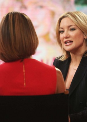 Kate Hudson – Good Morning America in New York City