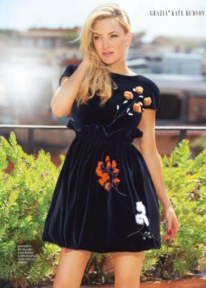 Kate Hudson - Grazia Italy Magazine (August 2016)
