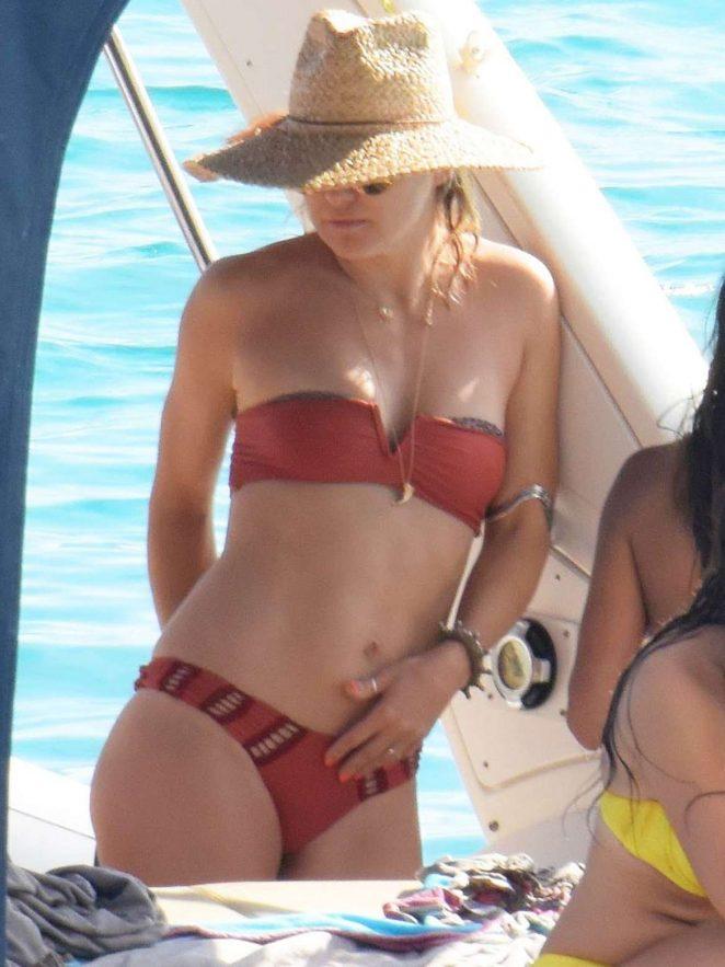Kate Hudson in Bikini in Formentera