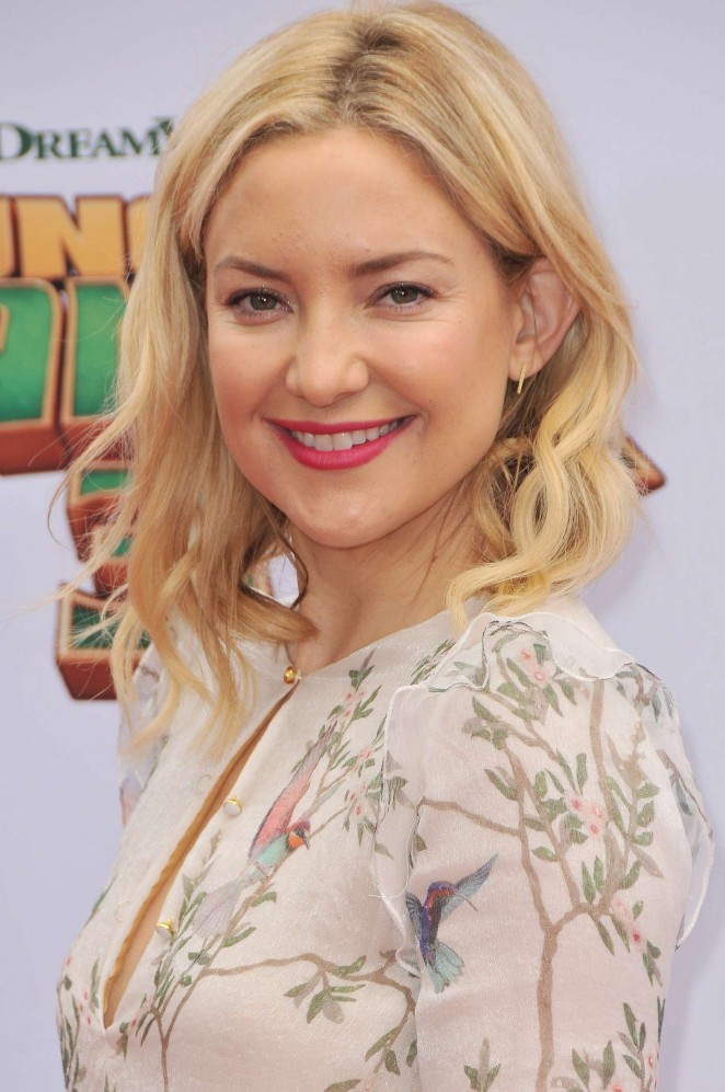 Kate Hudson: Kung Fu Panda 3 Premiere -04
