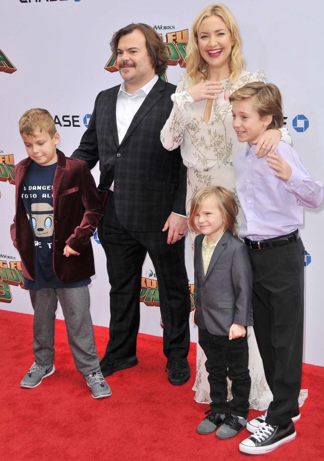 Kate Hudson: Kung Fu Panda 3 Premiere -08