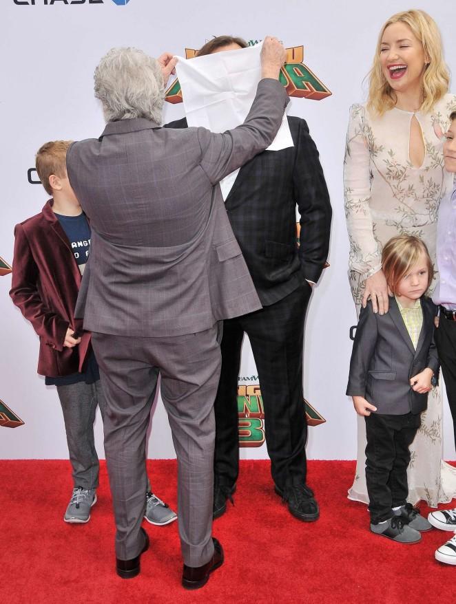 Kate Hudson: Kung Fu Panda 3 Premiere -10