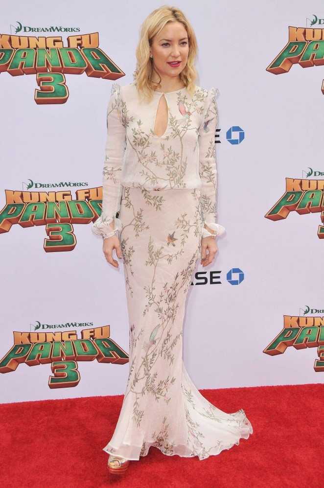 Kate Hudson: Kung Fu Panda 3 Premiere -13