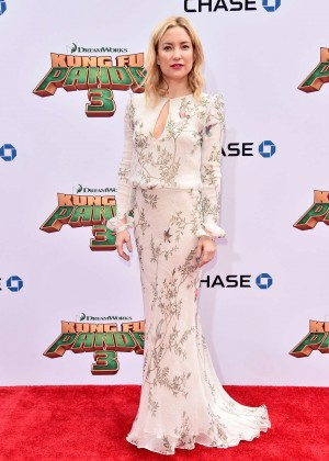 Kate Hudson - 'Kung Fu Panda 3' Premiere in Hollywood