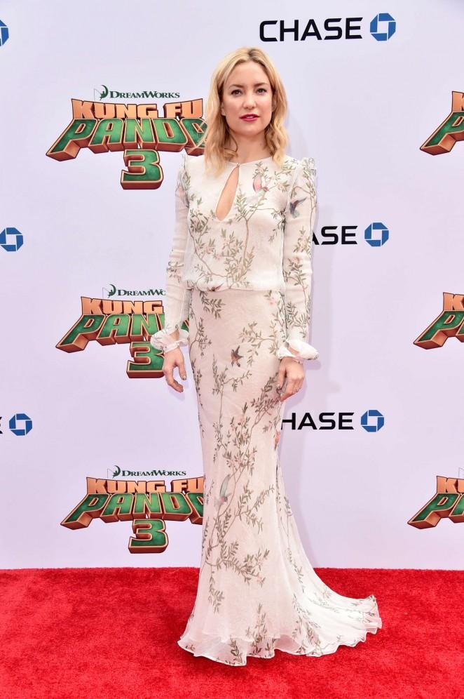Kate Hudson 2016 : Kate Hudson: Kung Fu Panda 3 Premiere -14