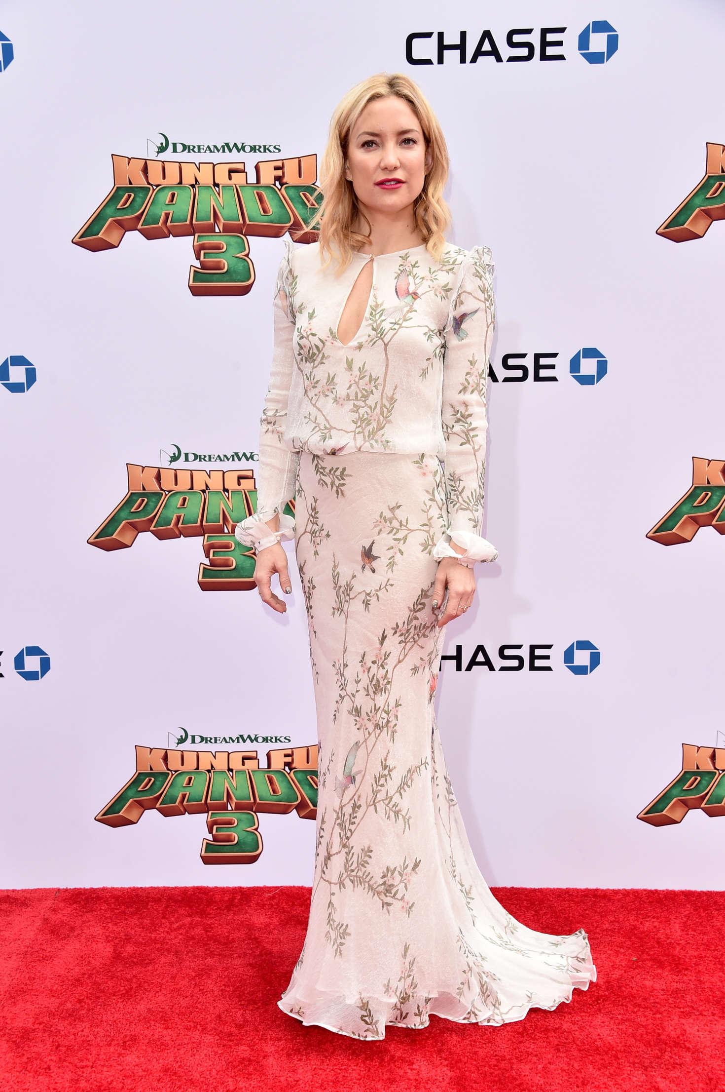 Kate Hudson: Kung Fu Panda 3 Premiere -14