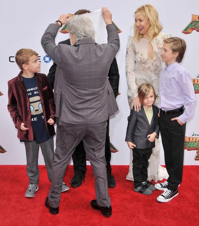 Kate Hudson: Kung Fu Panda 3 Premiere -19