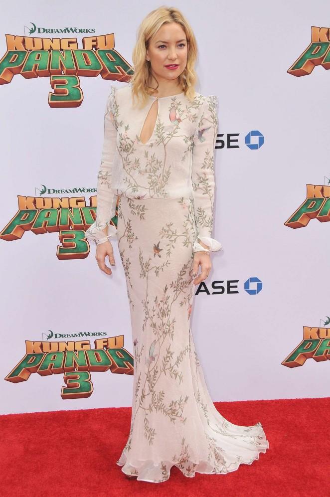 Kate Hudson: Kung Fu Panda 3 Premiere -22