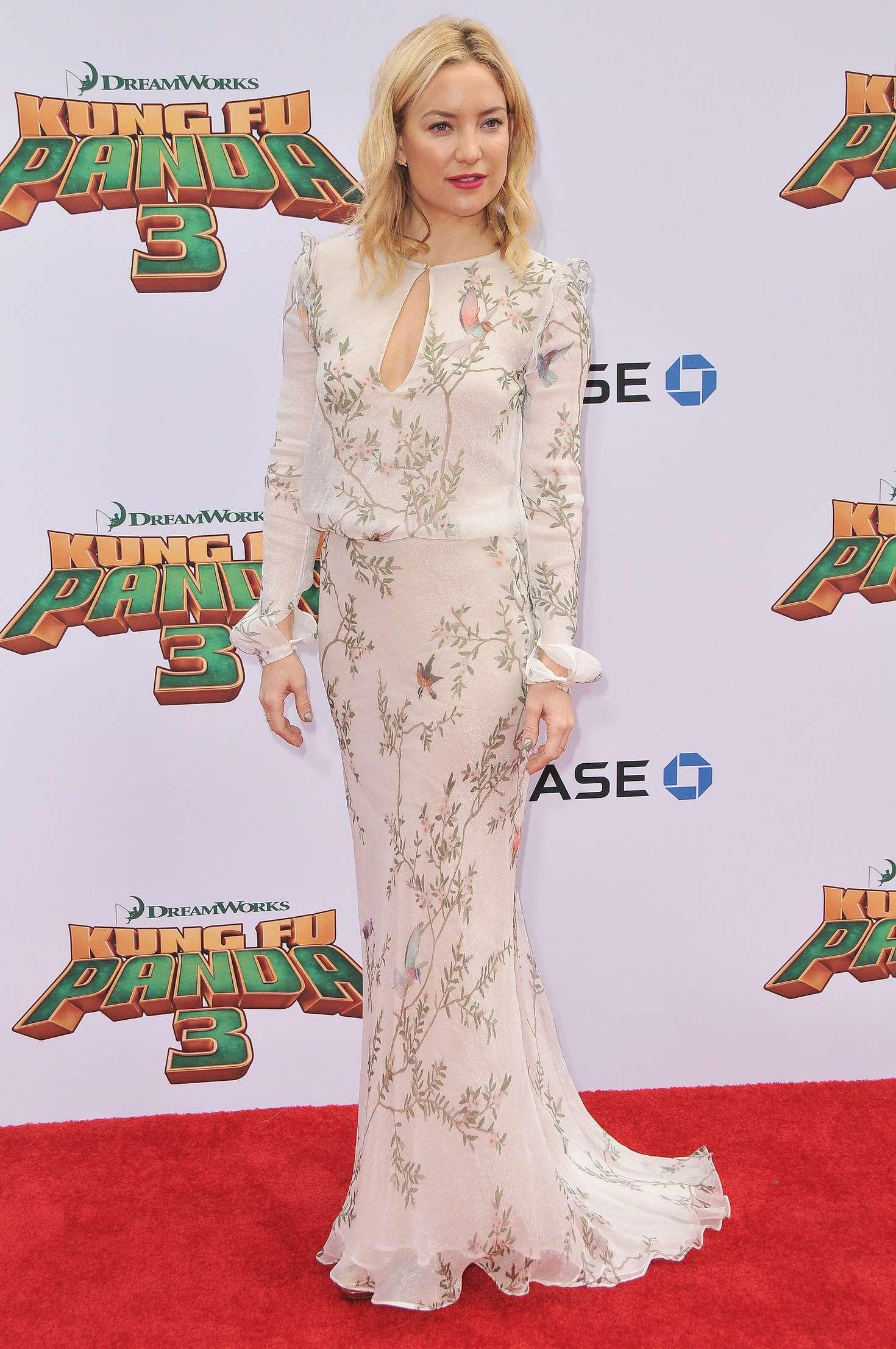 Kate Hudson 2016 : Kate Hudson: Kung Fu Panda 3 Premiere -22