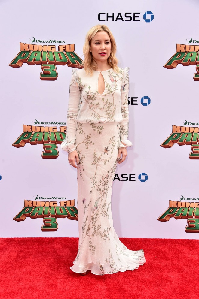 Kate Hudson: Kung Fu Panda 3 Premiere -23
