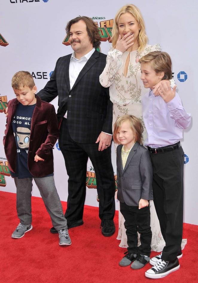Kate Hudson: Kung Fu Panda 3 Premiere -26