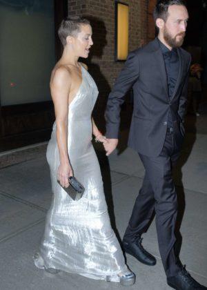 Kate Hudson - Leaving her hotel in New York