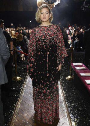 Kate Hudson - Michael Kors Fashion Show in New York