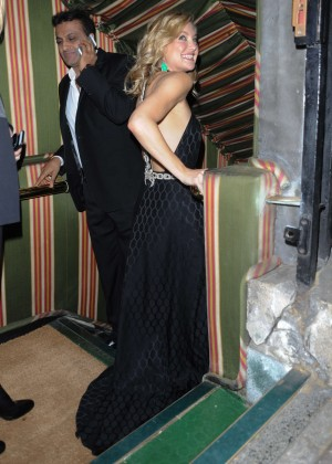 Kate Hudson - Night out in London