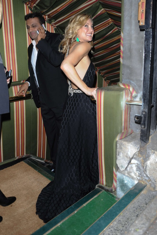 Kate Hudson – Night out in London
