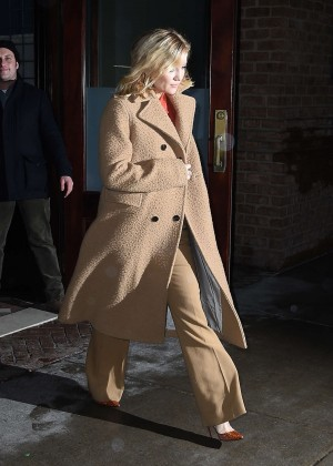 Kate Hudson out in Manhattan