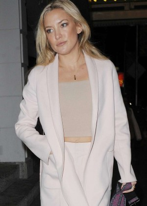 Kate Hudson - Out in Manhattan