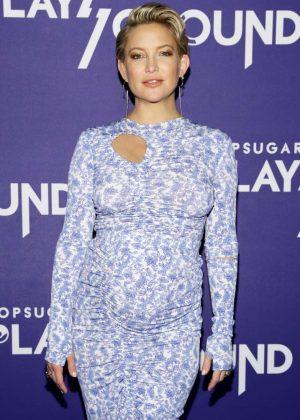 Kate Hudson - POPSUGAR Play Ground in NYC