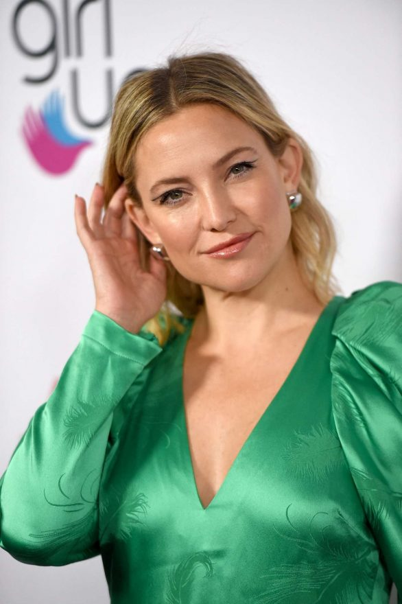 Kate Hudson - Red carpet at 2019 Girl Up GirlHero Awards at the Beverly Wilshire Four Seasons Hotel