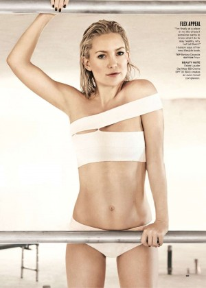 Kate Hudson - Self Magazine (March 2016)