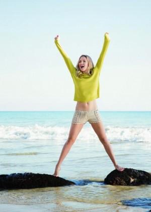 Kate Hudson - Shape Magazine (March 2015)