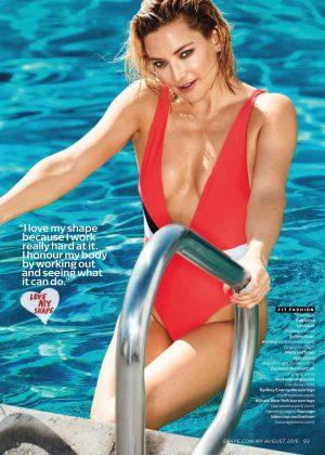 Kate Hudson - Shape Malaysia Magazine (August 2016)
