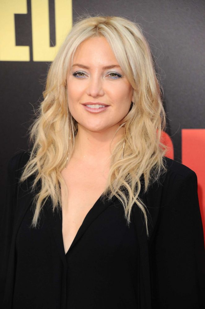 Kate Hudson - 'Snatched' Premiere in Los Angeles