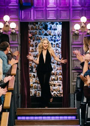 Kate Hudson - The Late Late Show with James Corden in LA