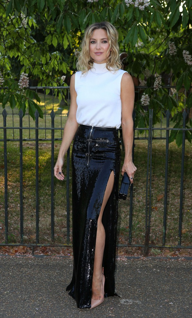 Kate Hudson - The Serpentine Gallery Summer Party in London
