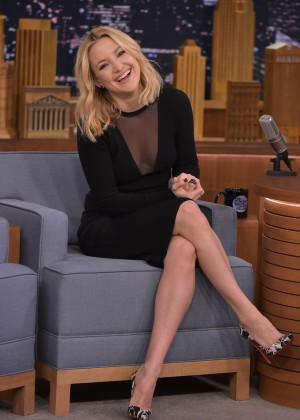 Kate Hudson - 'The Tonight Show Starring Jimmy Fallon' in NYC