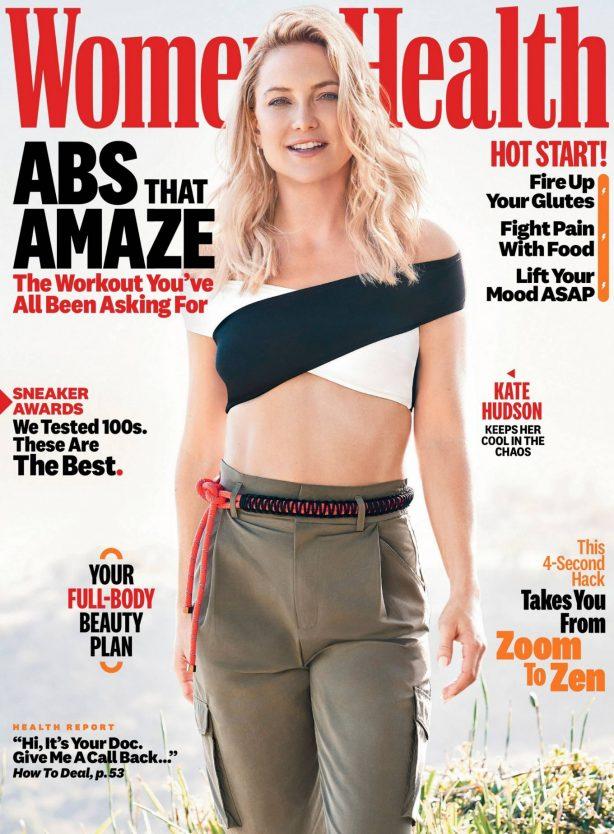 Kate Hudson - Women's Health USA (April 2021)