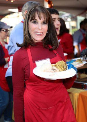 Kate Linder - 2016 Annual Thanksgiving Dinner Celebration in LA