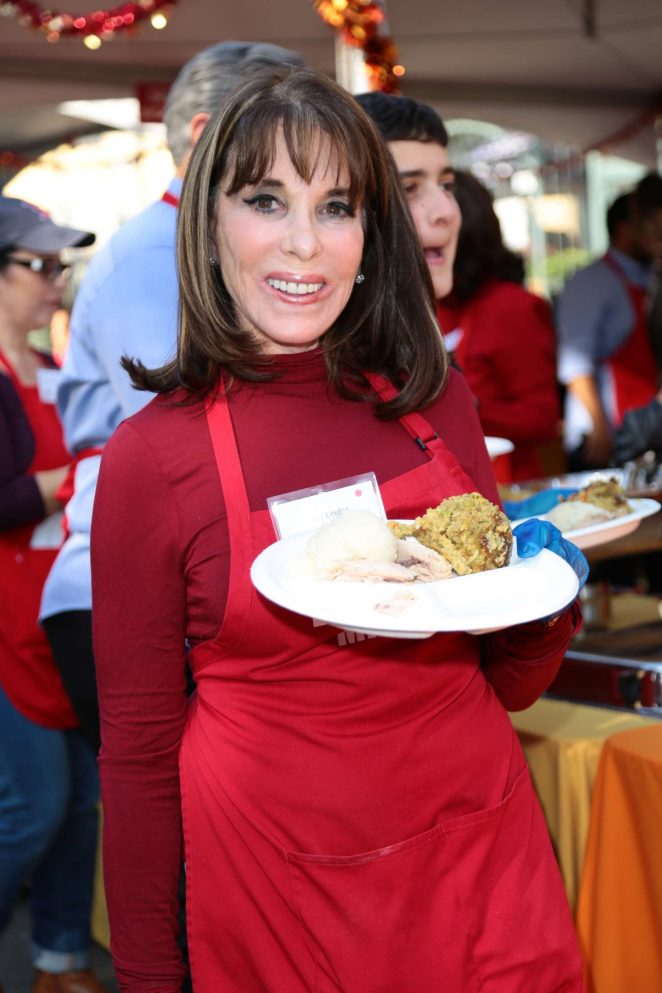 Kate Linder - 2016 Annual Thanksgiving Dinner Celebration in LA