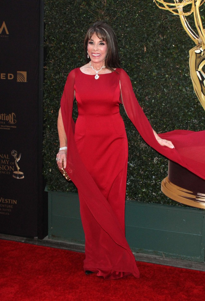 Kate Linder - 2016 Daytime Creative Arts Emmy Awards in Los Angeles