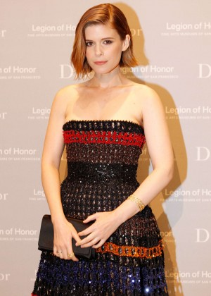 Kate Mara - 2015 Mid-Winter Gala in San Francisco